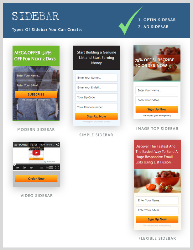 List Fusion - Best PopUp and Lead Generation Plugin - 11