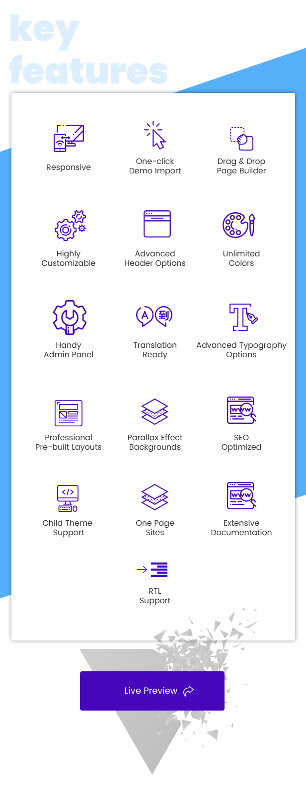 iConsult – Business, Financial Consulting WordPress Theme - 3